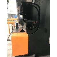 Buy cheap 7.5kw 2500mm Multi-Axis CNC Hydraulic Press Brake 100t For Steel Tower / Truck Carriage product
