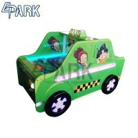 Buy cheap Cute Bus Appearance Kids Sports Air Hockey Table / Amusement Arcade Game Machine product