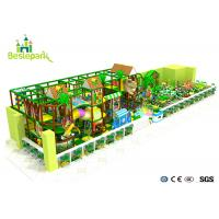 Buy cheap Pre - School Colorful Kids Inside Playground Fun Place 15.86 * 7.32  * 8M product