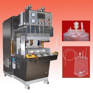 China Saco e IV do sangue dispositivo da soldadura do saco Semi-auto (GL-5G/QB-SY) wholesale