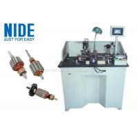 Buy cheap Mechanical , electrical Auto armature Turning Machine For Washing Machine Motor Rotor product