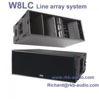 Buy cheap W8LC  3-way Line Arrays product