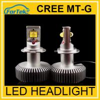 China Amazing product! Dual sides 3200LM h7 led light headlight 18C on sale