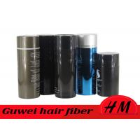 China Herbal Hair Building Fiber Powder , Light Brown Hair Fibres To Thicken Hair on sale