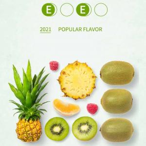 Buy cheap 20ml Concentrated Kiwi Pineapple Mint Flavors For E Liquid product