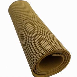 China Sports Anti Slip Yoga Mat, Textured Rubber Foam Yoga Mats on sale