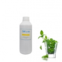 Buy cheap E Juice 500ml Menthol Flavour Concentrate 99.98% Purity Brown Color product