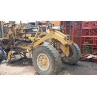 Buy cheap 140h CAT motor grader for sale from wholesalers