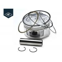 Buy cheap CB 250 Water Cooled Motorcycle Engine Spare Parts 69mm / 17mm Pin Piston Kit product