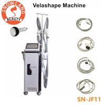 Buy cheap Professional Velashape Machine Velaslim Velashape Vacuum Roller Slimming Machine product