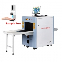 Buy cheap 5030C dual energy security x-ray machine baggage inspection system product