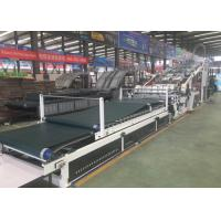 Buy cheap High Speed Automatic Flute Laminating Machine For Corrugated Cardboard product