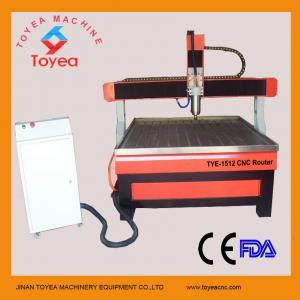 Buy cheap 1500 x 1200mm広告CNCの彫版機械TYE-1512 product