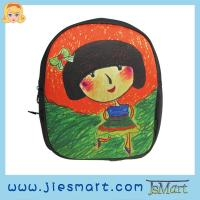 Buy cheap JSMART backpack S (for kids) petite JE sublimation printing photo bag artistic design from wholesalers