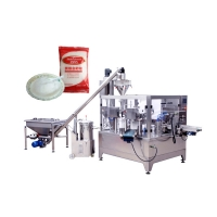 Buy cheap 1kg Zipper Pouch Tea Bag 8.5kw Automated Packaging Machine from wholesalers