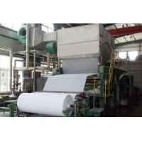 Buy cheap Model 2100 tissue paper machine product