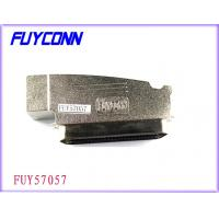 Buy cheap Amphenol 957 100 Pin Centronics Connector Male Plug IDC Type With Zinc Cover product