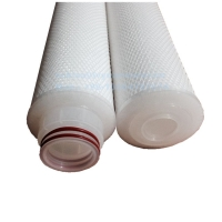 Buy cheap EPDM O ring 1 Micron 10 20 Inch 0.1um PP Membrane Cartridge Filter product