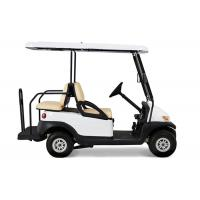Buy cheap Lovely Delicate Electric Car Golf Cart , Soft Seat Neighborhood Electric Vehicle product