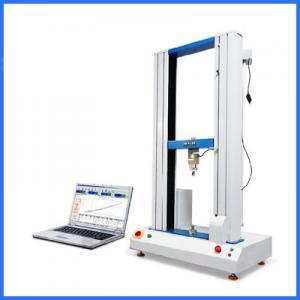 China Universal Tensile Testing Machines Materials Tensile Tester Speed Adjustable wholesale