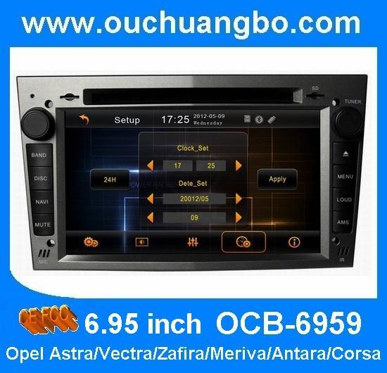 Car Dvd Player For Opel Astra/Vectra/Zafira/Meriva/Antara