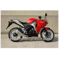 Buy cheap Water-Cooled Red Drag Motorcycles Road Racing , Honda CBR150 Sports Car product