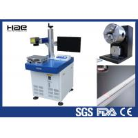 Buy cheap Optical Device Laser Coding Machine , 5W 7W 9W Laser Etching Machine For Metal product