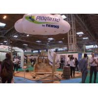 Buy cheap Inflatable LED Flying Helium Cloud / PVC Helium Advertising Balloons from wholesalers