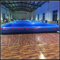 Colorful customized inflatable swimming pool pvc pool for Large swimming pools for sale