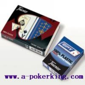 Buy cheap Fournier 100%のプラスチック マーク付きカード product