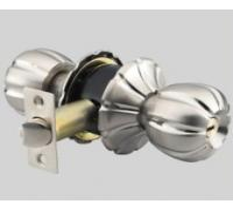 Buy cheap Easy Installation Cylindrical Knob Door Lock / Tubular Door Lock 5883-ET-SS product