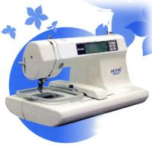 Buy cheap コンピュータ化された刺繍機械 product