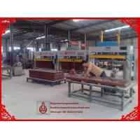 Buy cheap Full Automatic Mgo Sandwich Wall Board Lamination Machine with Steel Structure product