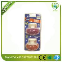 Buy cheap high efficiency cleaning steel wool brush oven cleaning scourer product