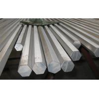 Buy cheap Pickled Peeled Mill Stainless Steel Hex Bar 304 / 304L / 316 / 316L ISO9001 : 2008 SGS product