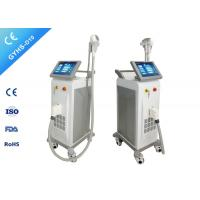 Buy cheap Clinic Three Wavelength Alexandrite Laser Hair Removal CE FDA Approved product