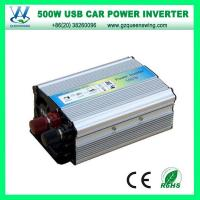 China Portable 500W Car Power Inverter with USB Port (QW-500MUSB) on sale