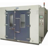 Buy cheap 43.3 Cubic Customized Programmable Walk-in Environmental Test Chamber product