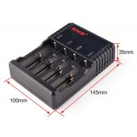 Buy cheap I4 D4 Four Battery Charger For Different Size Lithium Batteries CE RoHS Certification product