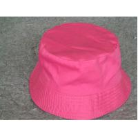 Buy cheap Cheap cotton bucket hat with customized logo and size product