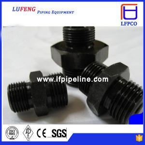 Buy cheap Stainless steel 10-24# stud bolt, flat stud bolt,brass stud bolt for HEX bolt product