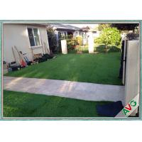 Quality Anti - UV Healthy Natural Looking Artificial Grass Outdoor Carpet For Children for sale