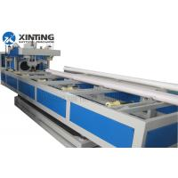 Electric Heating PVC Pipe Production Line Automatic Belling Expanding Machine