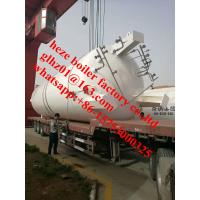 Buy cheap 30M3 Cryogenic CO2 Tank Liquid Oxygen/ Nitrogen / Argon liquid nitrogen storage tank price product