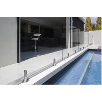 Buy cheap 10/12mm Clear Toughened Frameless Glass Pool Fence product
