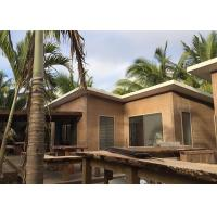 Buy cheap Office Prefab Bungalow Homes Light Gauge Steel Frame Material Energy Saving product