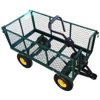 Buy cheap High Quality Steel Meshed Garden Cart TC1804AH product