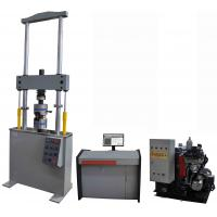 30 KN Servo Hydraulic Universal Testing Machine for Mechanical Properties Testing