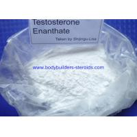 China Testosterone Enanthate Raw Powders Anabolic Hormone Promotion of Mass and Strength wholesale