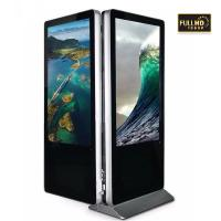 China Indoor Android 3g Wifi Digital Signage Kiosk Double Side Lcd Touch Screen For Advertising Player on sale
